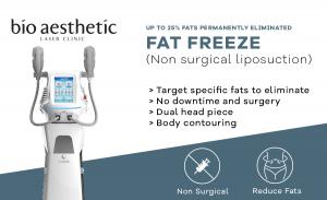 fat freeze singapore bio aesthetic price