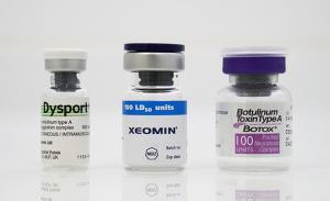 dysport vs xeomin xs botox